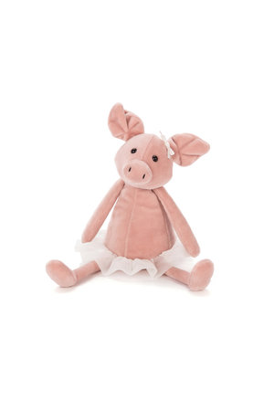 Jellycat Limited Dancing darcey piglet