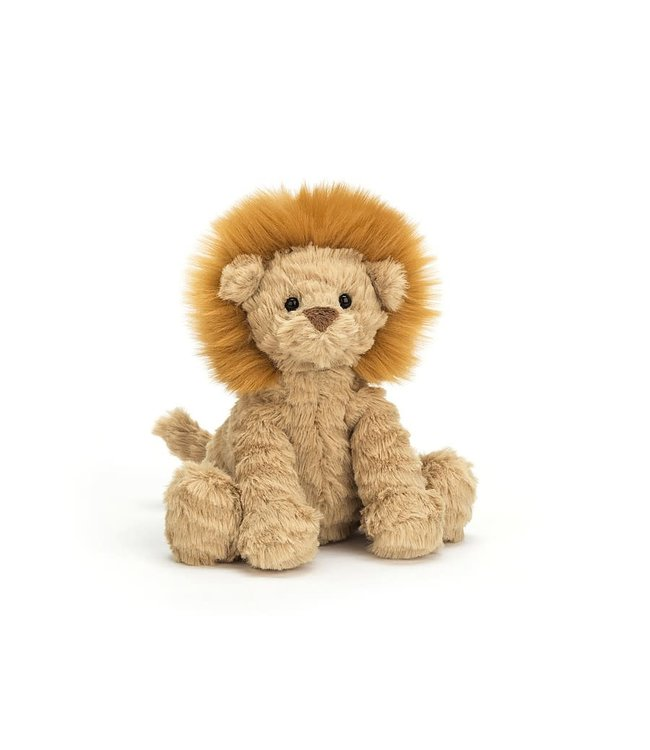 Jellycat Limited Fuddlewuddle lion
