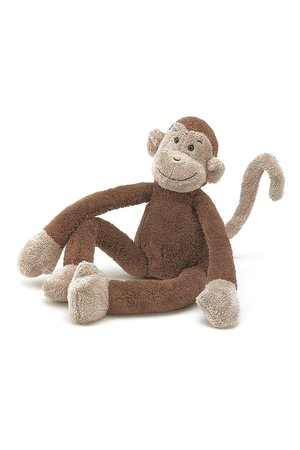 Jellycat Limited Slackajack monkey