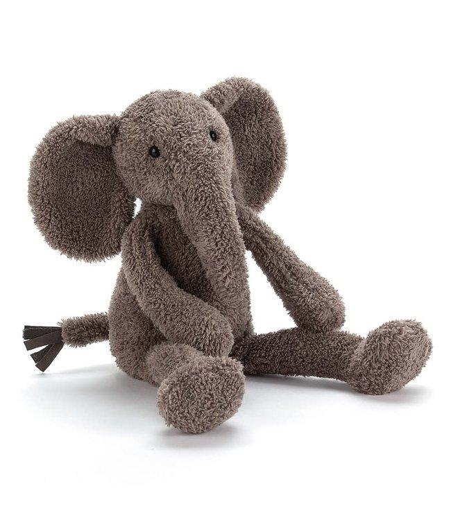 Jellycat Limited Slackajack elephant