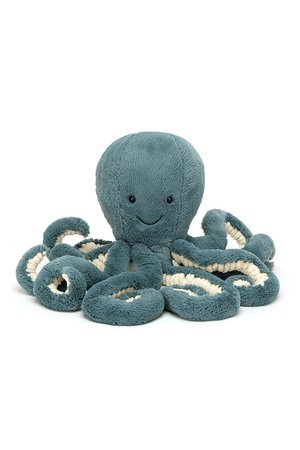 Jellycat Limited Storm octopus