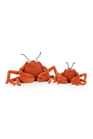 Jellycat Limited Crispin crab
