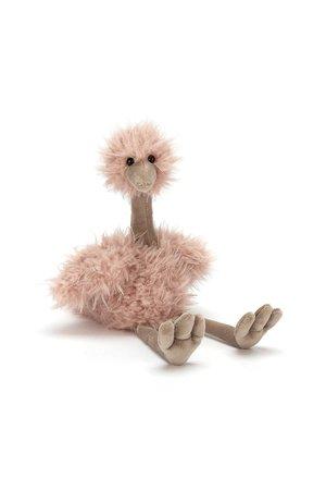 Jellycat Limited Bonbon ostrich