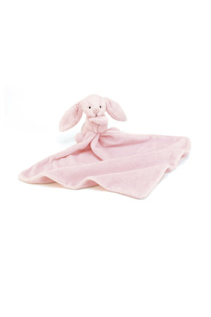 Jellycat Limited Bashful bunny soother pink