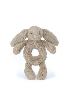 Jellycat Limited Bashful bunny grabber beige