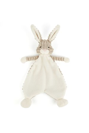 Jellycat Limited Cordy roy baby hare soother