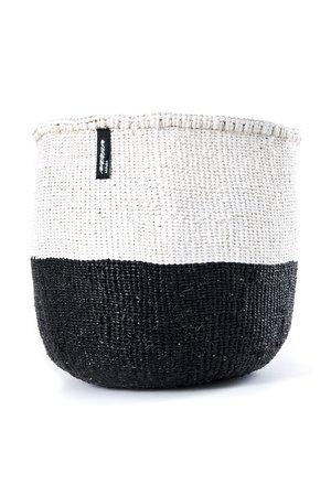 Kiondo mand - 50/50 color black and white