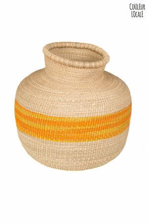 Bolga pot gourd - pattern #4