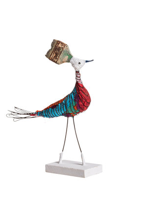 Recycled bird #23