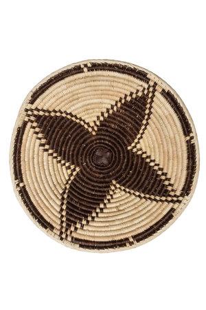 Ndebele palm basket Ø30 cm #7