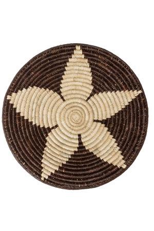 Ndebele palm basket Ø30 cm #6