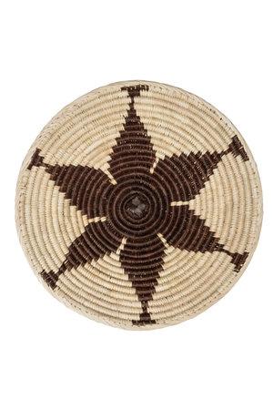 Ndebele palm mand Ø30 cm #4