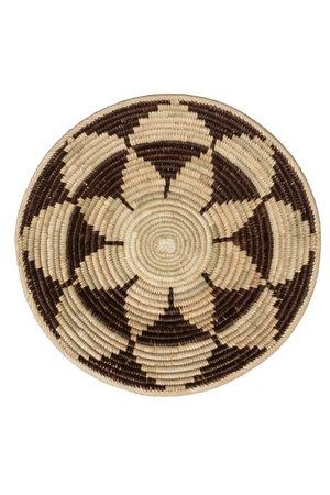 Ndebele palm basket Ø30 cm  #3