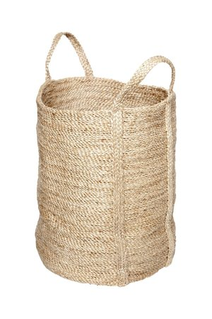 The Dharma Door Wasmand jute  - naturel