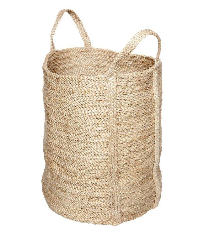 The Dharma Door Laundry basket - natural