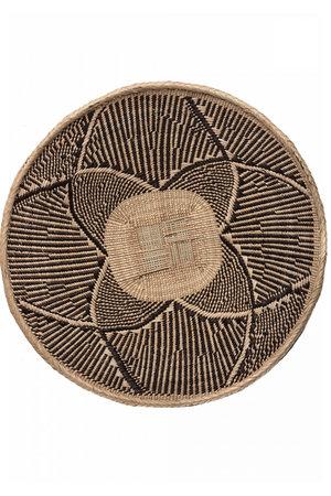 Binga mand bruine rand Ø56-60cm