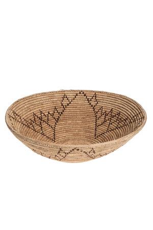 Ndebele diepe palm mand #3