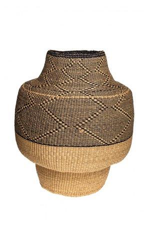 Bolga gourd XL - pattern #2