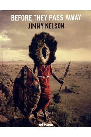 Before they pass away - Jimmy Nelson