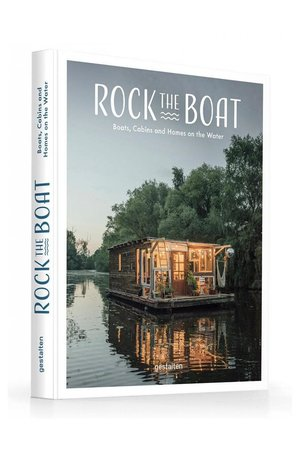 Rock the boat: cabins and homes on the water
