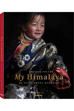 My himalaya: 40 years among buddhists