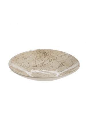 Wonki Ware Spaghetti bowl L - pattern
