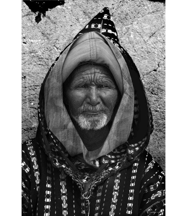 Serge Anton - Berber djellaba