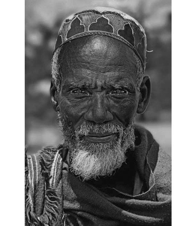 Serge Anton - Ethiopian with beret