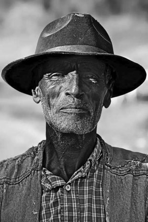Serge Anton - Ethiopian with hat