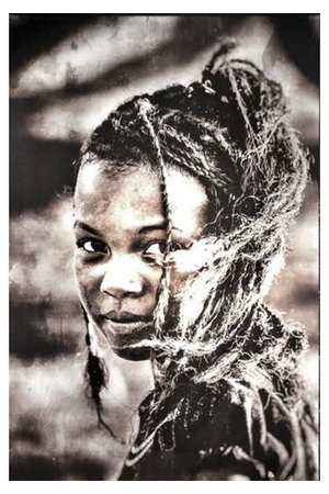 Serge Anton - Madagascar Girl