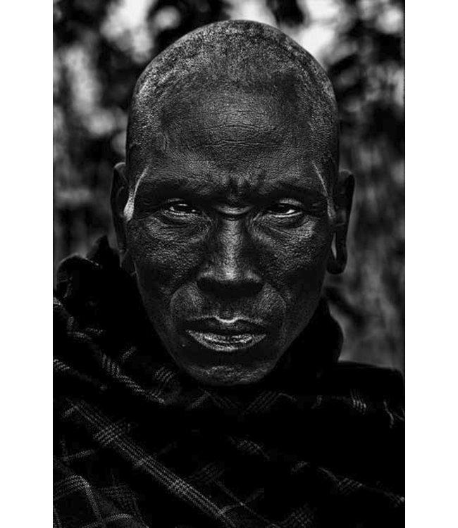 Serge Anton - Masai Elder