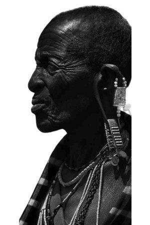 Serge Anton - Maasai Woman