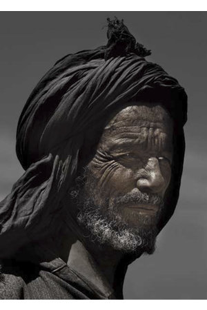 Serge Anton - Touareg turban