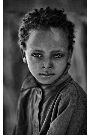 Serge Anton - Young ethiopian child