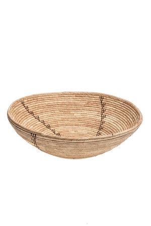 Ndebele diepe palm mand #5