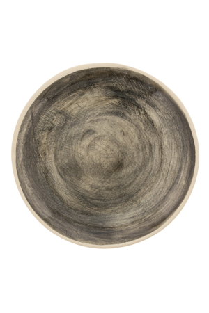 Wonki Ware Small side plate  - plain