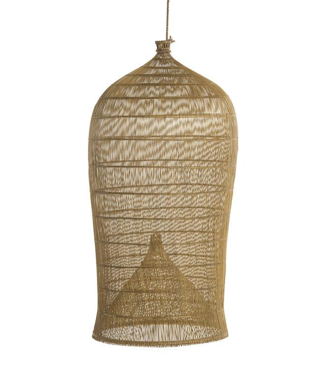 Fish trap lamp Lombok natural