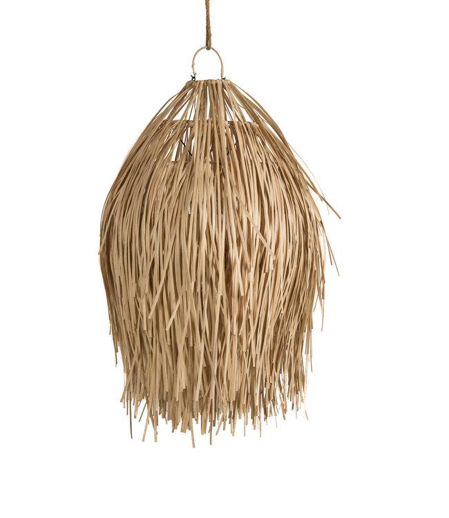 Bamboo beach pendant