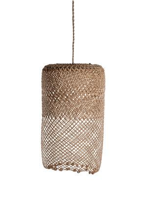 Rotan hanglamp Dayak - Borneo