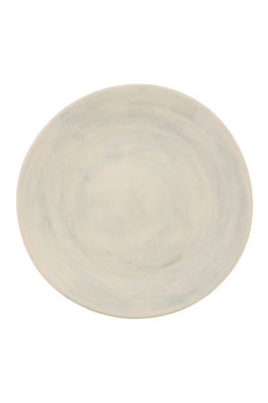 Wonki Ware Large side plate - plain