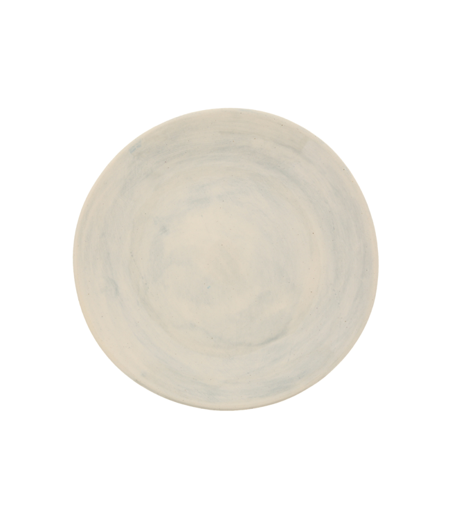 Wonki Ware Large side plate - plain
