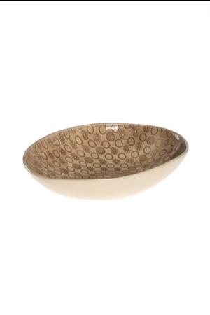 Wonki Ware Pebble pasta - pattern