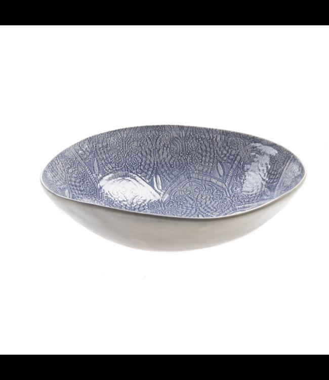 Wonki Ware Salad bowl M - pattern