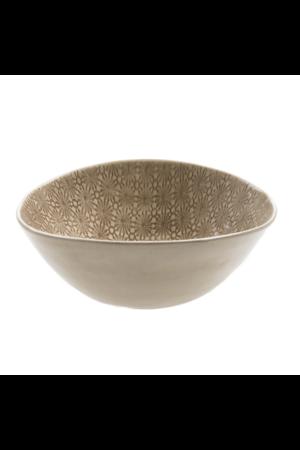 Wonki Ware Salad bowl S - pattern