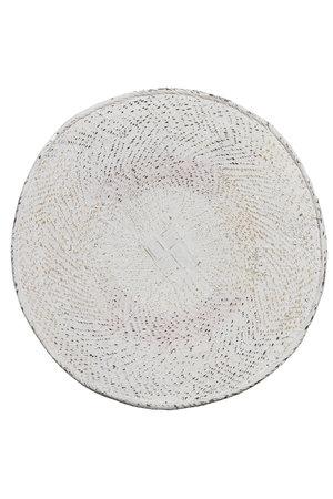Batonga Isangwa basket white