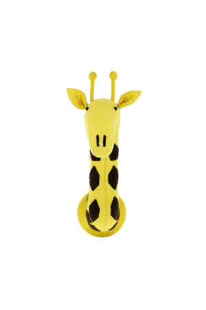 Fiona Walker England Animal head - giraffe