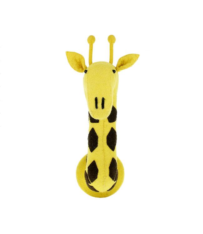 Dierenhoofd - giraf