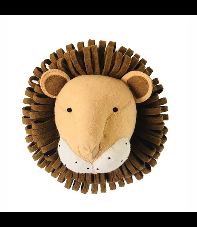 Fiona Walker England Animal head - lion