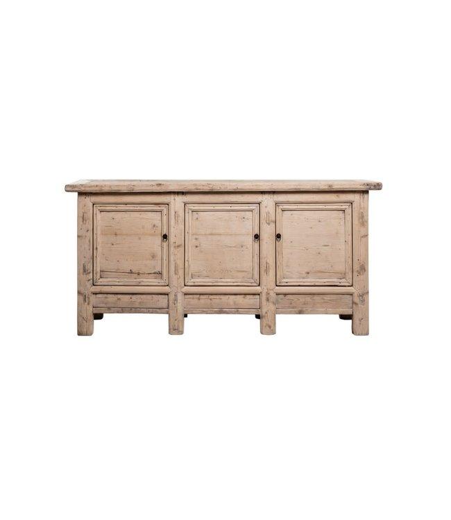 Sideboard elm wood