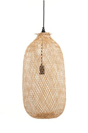 Bamboo lamp long
